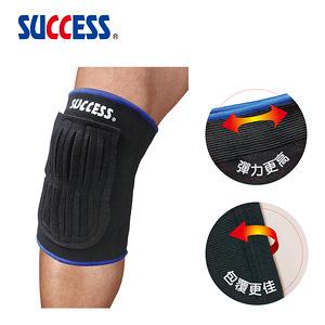 成功SUCCESS 盾牌型墊片護膝(大)S5117 2入組
