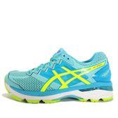 Asics GT-2000 4 [T656N-7807] 女 鞋 運動 慢跑 健走  休閒  水藍  黃