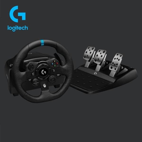 【玩樂小熊】PC/PS4配置 羅技G923 TrueForce Sim Racing Wheel 力回饋賽車方向盤