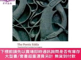 二手書博民逛書店罕見原版 The Poetic Edda 英文原版 詩體埃達 Larrington Caro  Y454646