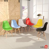 LOGIS邏爵- 摩登伊姆斯餐椅 / 工作椅 / 休閒椅 / 書桌椅 / 北歐風 戶外 X804