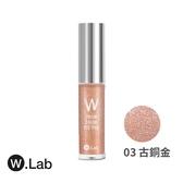 W.Lab 璀璨星空閃亮眼影蜜 03古銅金 原廠公司貨