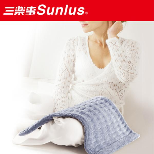 電熱墊 Sunlus三樂事暖暖熱敷柔毛墊MHP810/SP1902( 30cmX48cm )