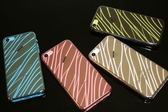 【A Shop】 EVOUNI S29 iPhone5C 鏡_波紋電鍍殼 共5色