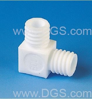 《BOHLENDER》 L型螺 牙接管 PTFE GL-Tube Fitting, Elbow, PTFE