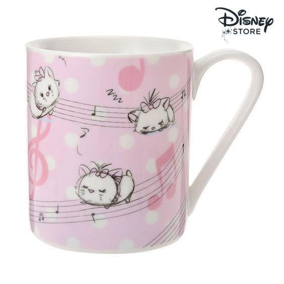 日本 DISNEY STORE 迪士尼商店限定  TSUM TSUM 瑪麗貓 馬克杯