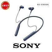 2019 新品 SONY 耳機 WI-C600N 入耳式藍牙降噪耳機 支援 Google Assistant 公司貨  月光藍/銀/黑