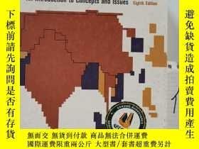 二手書博民逛書店Population:罕見An Introduction to Concepts and Issues 8th E