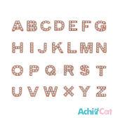 耳環 AchiCat 正白K 字母遊戲 抗過敏純銀針 玫金 單邊單個