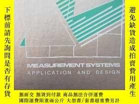 二手書博民逛書店MEASUREMENT罕見SYSTEMS測量系統Y351159