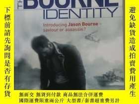 二手書博民逛書店The罕見Bourne Identity 《伯恩的身份》又譯《諜影重重》Y24886 Robert Ludlu