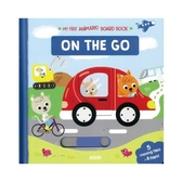 On The Go 我的第一本推拉小書-交通工具篇