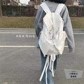 工裝風運動背包超大容量後背包戶外多功能雙肩包男女【小柠檬3C】