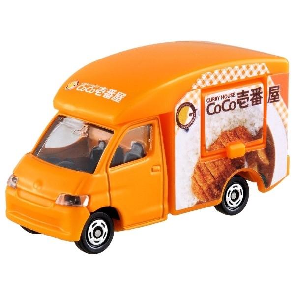 TOMICA #91 CoCo壱番屋 咖啡餐車 TOYeGO 玩具e哥