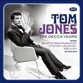 【停看聽音響唱片】【CD】湯姆.瓊斯-迪卡年代精選