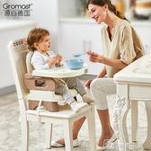 寶寶餐椅兒童餐桌椅子多功能嬰兒吃飯用可折疊座椅  YXS娜娜小屋