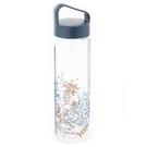 AWANA 彩繪玻璃瓶 550ml 藍色...