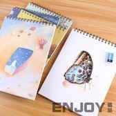 全館83折 素描本空白速寫本手繪美術a4繪畫紙幼兒園圖畫本兒童畫畫本子