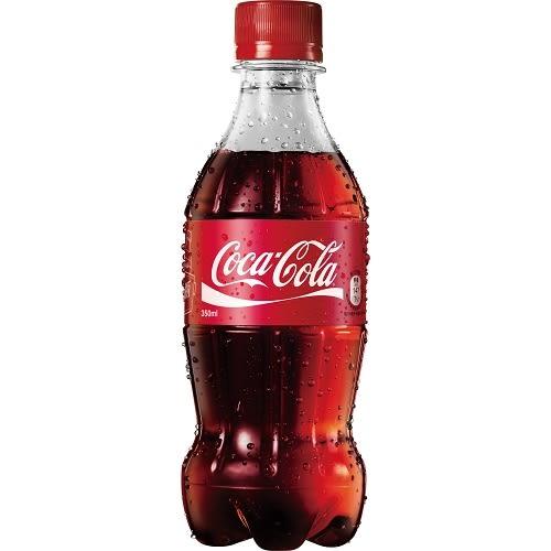 可口可樂350ml(冰箱商品)【愛買】