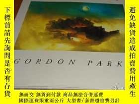 二手書博民逛書店2手英文Gordon罕見Parks Glimpse Toward