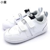 《7+1童鞋》小童 NIKE PICO 5 (TDV) AR4162-100 輕量 運動 板鞋 休閒鞋 G821 白色