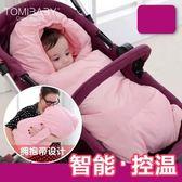 嬰兒睡袋羽絨棉加厚加絨寶寶兒童防踢被—聖誕交換禮物