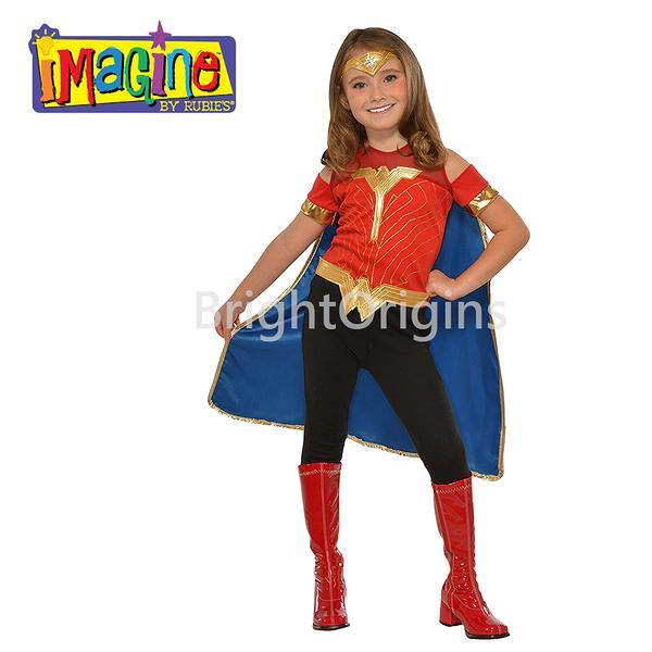 美國imagine 裝扮服飾 - 神力女超人披風(G34028)