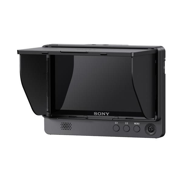 【震博】Sony CLM-FHD5 可攜式監控螢幕 (分期0利率;台灣索尼公司貨)