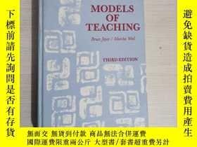 二手書博民逛書店Models罕見of teaching teaching pat