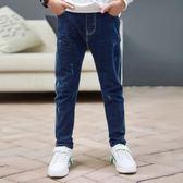 雙12鉅惠 春裝男童薄款牛仔褲童褲兒童褲子 森活雜貨