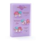 【震撼精品百貨】Little Twin Stars 雙子星~三麗鷗~收納夾文件夾-紫*94852