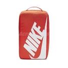 Nike 包包 Shoe Box 橘 白 男女款 鞋袋 收納 鞋盒配色 交換禮物 【PUMP306】 BA6149-810