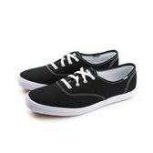 Keds CHAMPION BLACK CANVAS 帆布鞋 休閒 女鞋 經典款 黑色 9171W110001 no001