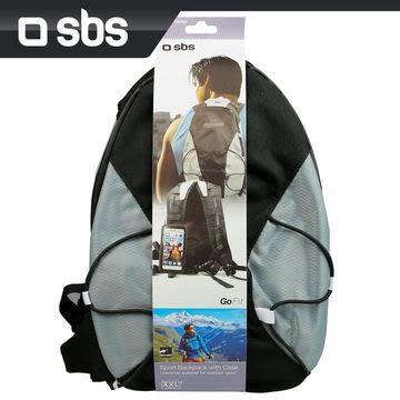 sbs Sport Backpack 運動型配備5.5吋手機觸控後背包