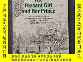二手書博民逛書店The罕見Peasant Girl and Her Prince