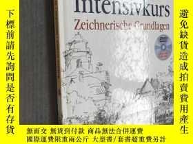 二手書博民逛書店Workshop罕見Zeichnen: Intensivkurs Zeichnerische Grundlagen