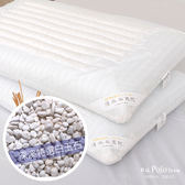 【R.Q.POLO】 ICE PILLOW 淹水石玉枕 (清涼白玉石頭/枕頭枕芯-1入)