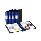 《享亮商城》CD-5045 瑞典進口CD整理夾60片裝(可擴充至102片)