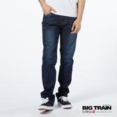 BIG TRAIN   日單寧金龍魚配布小直筒褲-男-BM7248