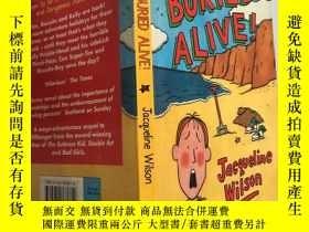 二手書博民逛書店buried罕見alive 活埋,,Y200392