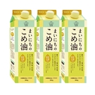 【日本三和】玄米胚芽油1000ml(三入...