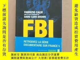 二手書博民逛書店FBI罕見L histoire du Bureau par se