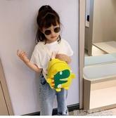 兒童包包新款恐龍男童雙肩包卡通可愛女孩背包寶寶幼稚園書包 【快速出貨】