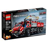 樂高積木 LEGO《 LT42068 》科技 Technic 系列 - 機場消防車╭★ JOYBUS玩具百貨