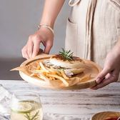 YAHOO618◮廚房用具日式實木家用披薩pizza底托板 韓趣優品☌