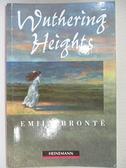 【書寶二手書T9/原文小說_APD】Wuthering Heights_Emily Bronte