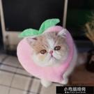 寵物圈 貓咪伊麗莎白圈防舔軟項圈恥辱圈寵物項圈小貓脖圈頸圈可愛貓頭套 小宅妮