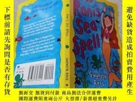 二手書博民逛書店panis罕見sea spell潘尼斯海魔咒Y200392