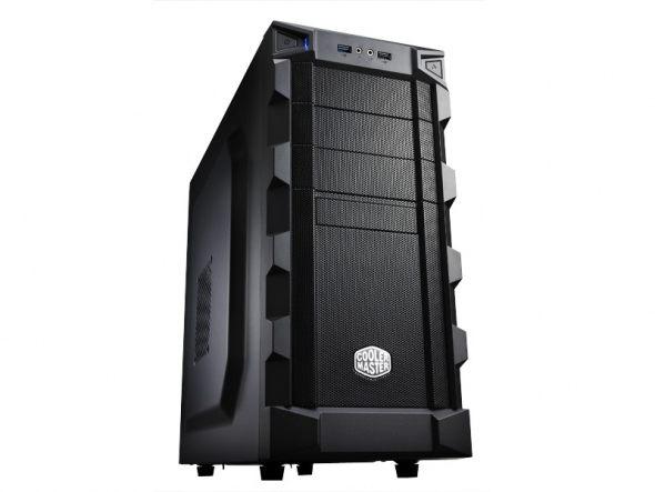 【免運費】CoolerMaster 黑化機殼 K280 ATX / RC-K280-KKN4 / 支援長達 315mm