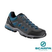 【速捷戶外】義大利 SCARPA MORAINE 63074201男款低筒 Gore-Tex登山健行鞋(海洋藍) , 適合登山、健行